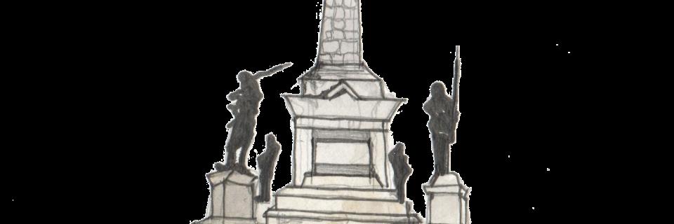Monumentul Vânătorilor / Mountain Hunters Monument