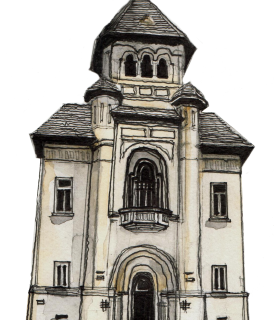 Tribunalul Județean Prahova / Prahova County Courthouse