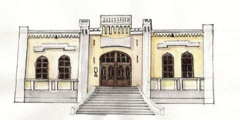 Casa Ergas Mamaciu / Ergas Mamaciu House
