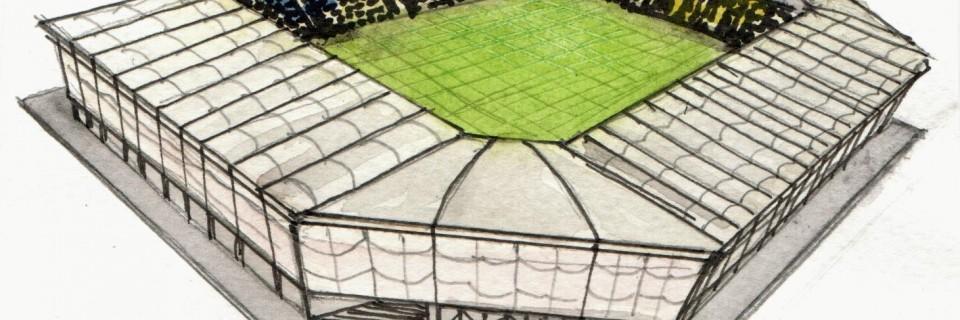 """Stadionul """"Ilie Oană"""" / """"Ilie Oană"""" Stadium"""