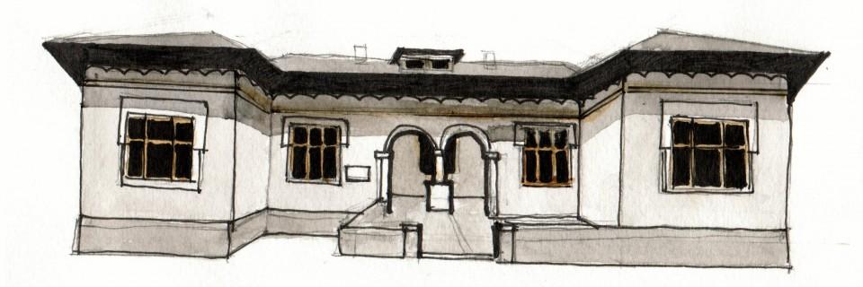 """Muzeul Memorial """"Nichita Stănescu"""" / """"Nichita Stănescu"""" Memorial Museum"""