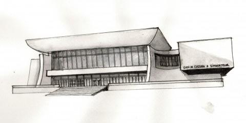Casa de Cultură a Sindicatelor / Syndicate Cultural House