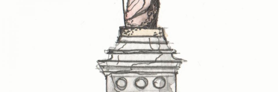 Statuia Libertăţii / The Statue of Liberty