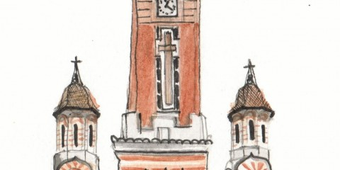Catedrala Sfântul Ioan Botezătorul / Saint John the Baptist Cathedral