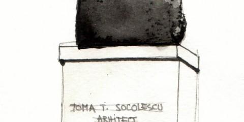 Bustul lui Toma T. Solocescu / Toma T. Solocescu Bust