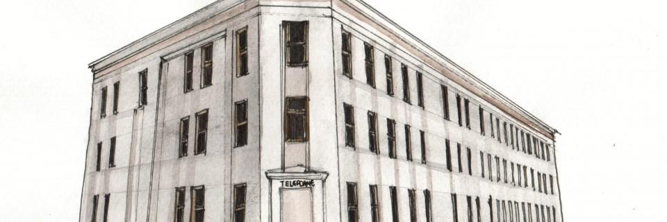 Palatul Telefoanelor / Telephone Palace