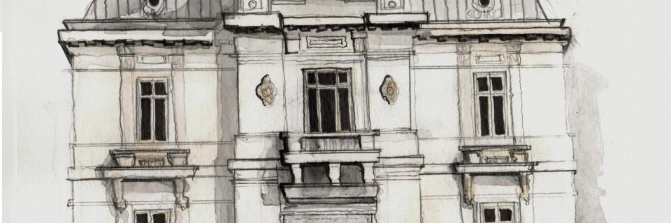 """Muzeul Judeţean de Artă """"Ion Ionescu Quintus"""" / """"Ion Ionescu Quintus"""" County Art Museum"""