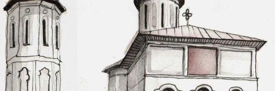Biserica Sfântul Gheorghe Vechi / Old Saint George Church