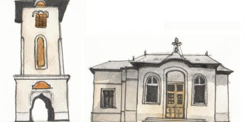 Biserica Sfânta Ecaterina / Saint Catherine Church